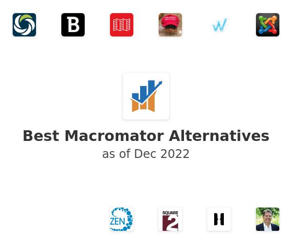 Best Macromator Alternatives