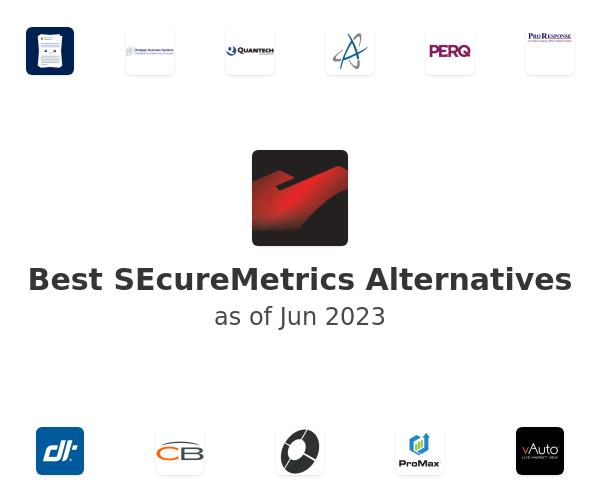 Best SEcureMetrics Alternatives