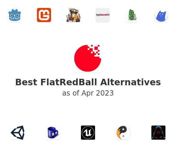 Best FlatRedBall Alternatives