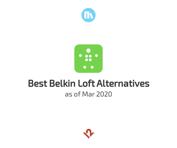 Best Belkin Loft Alternatives