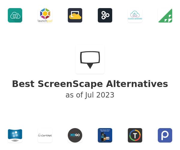 Best ScreenScape Alternatives