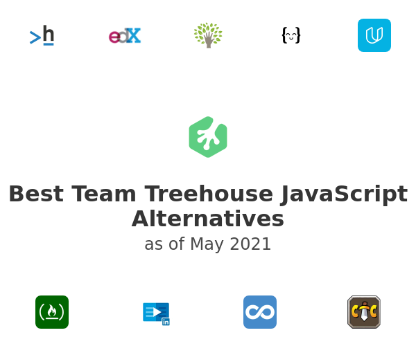 Best Team Treehouse JavaScript Alternatives