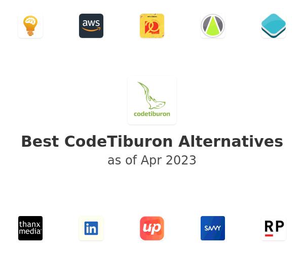 Best CodeTiburon Alternatives