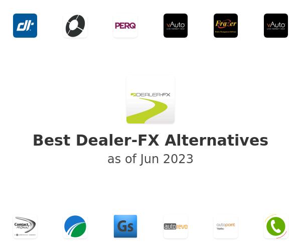 Best Dealer-FX Alternatives