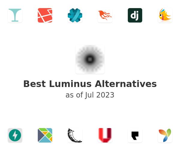 Best Luminus Alternatives