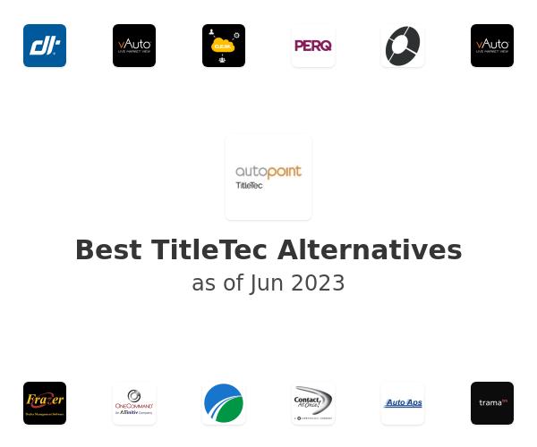 Best TitleTec Alternatives