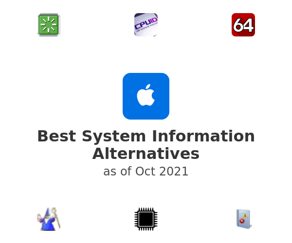 Best System Information Alternatives