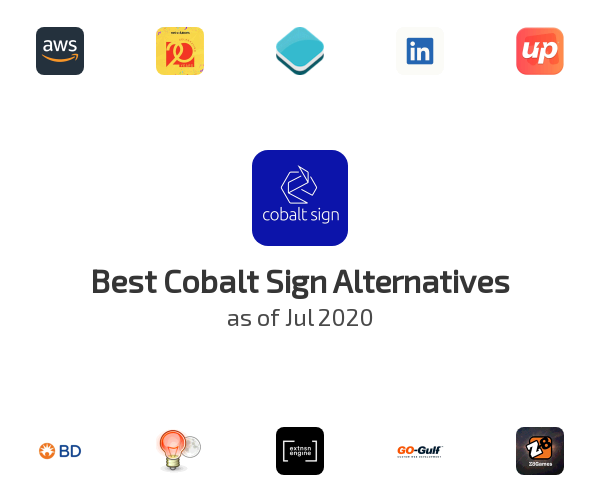 Best Cobalt Sign Alternatives