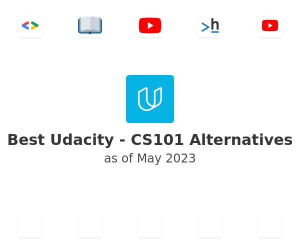 Best Udacity - CS101 Alternatives