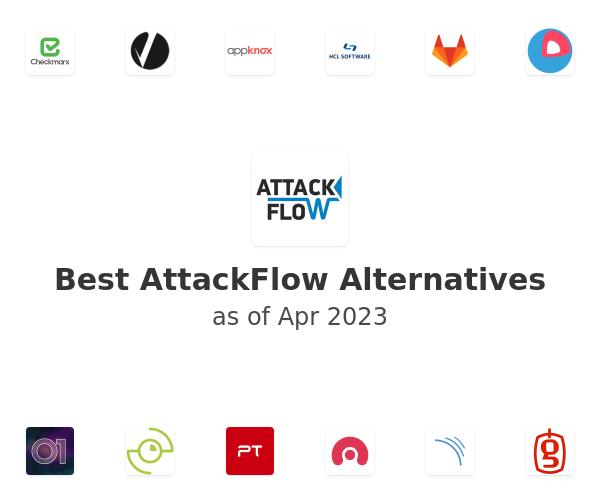 Best AttackFlow Alternatives