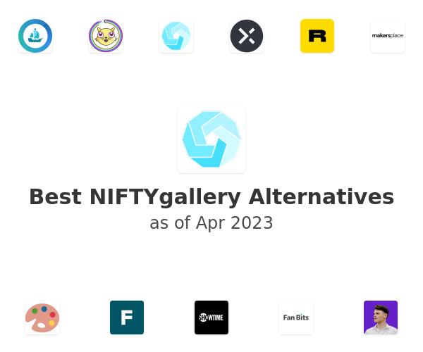 Best NIFTYgallery Alternatives