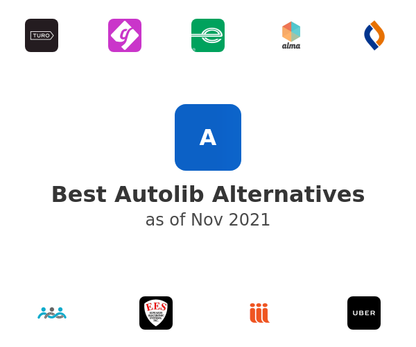 Best Autolib Alternatives