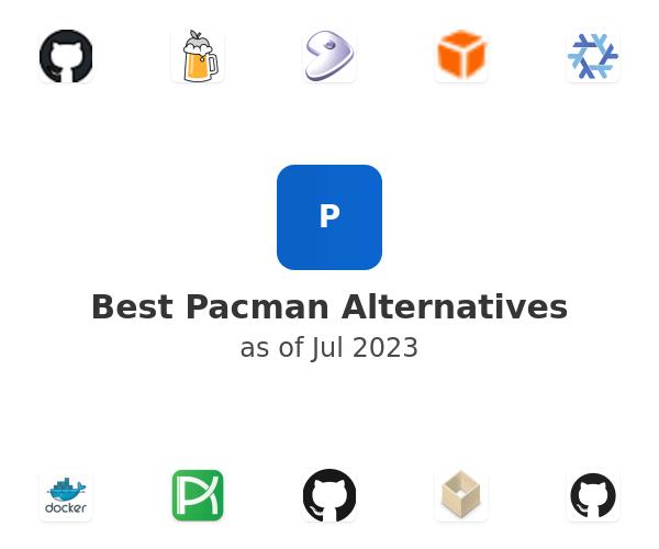 Best Pacman Alternatives