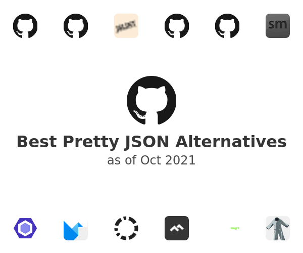 Best Pretty JSON Alternatives