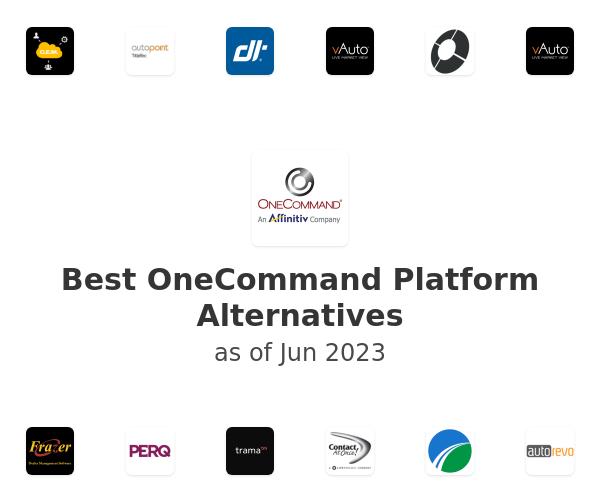 Best OneCommand Platform Alternatives