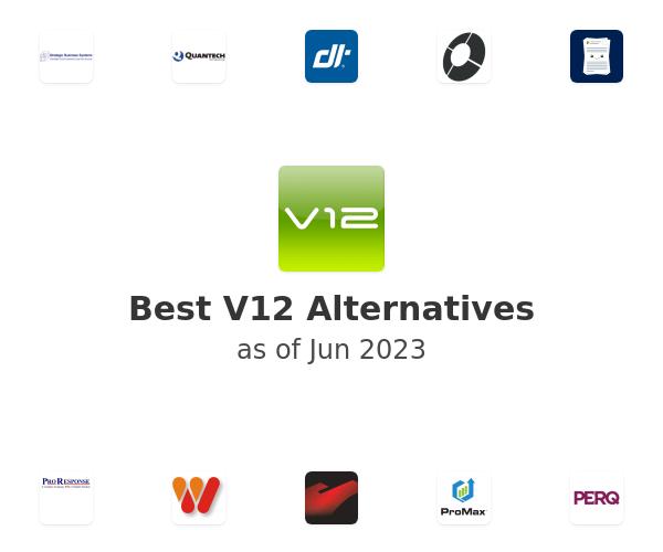 Best V12 Alternatives