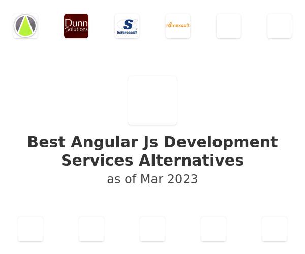 Best Angular Js Development Services Alternatives