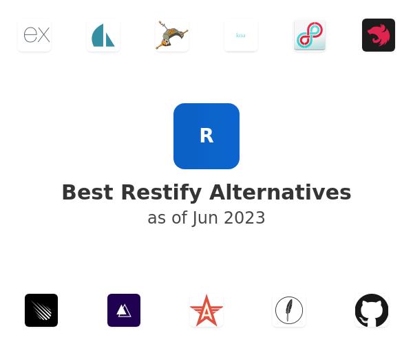 Best Restify Alternatives