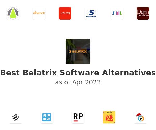 Best Belatrix Software Alternatives