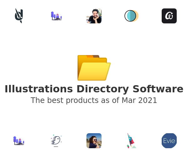 Illustrations Directory Software