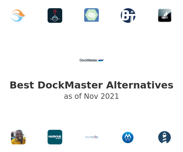 Best DockMaster Alternatives