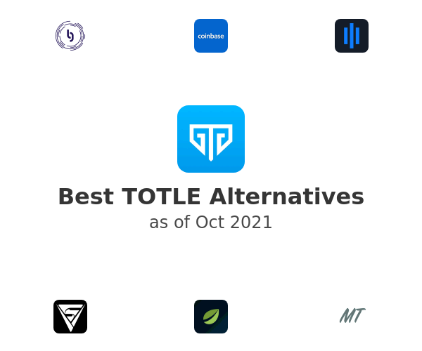 Best TOTLE Alternatives