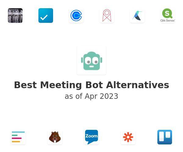 Best Meeting Bot Alternatives