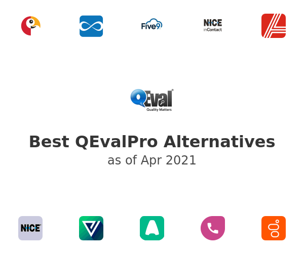 Best QEvalPro Alternatives