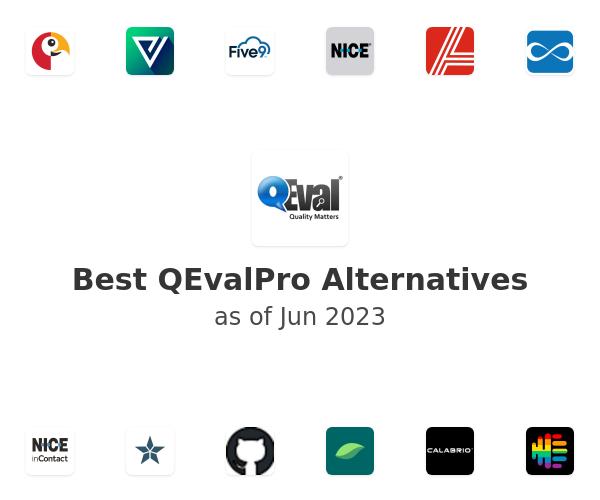 Best QEvalPro Alternatives