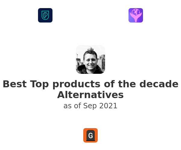 Best Top products of the decade Alternatives