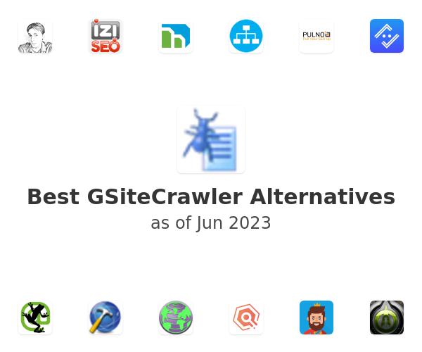 Best GSiteCrawler Alternatives