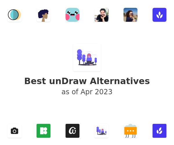 Best unDraw Alternatives
