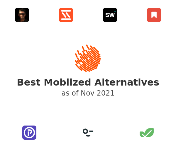 Best Mobilzed Alternatives
