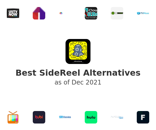 Best SideReel Alternatives