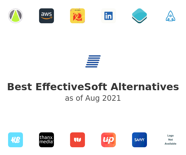 Best EffectiveSoft Alternatives