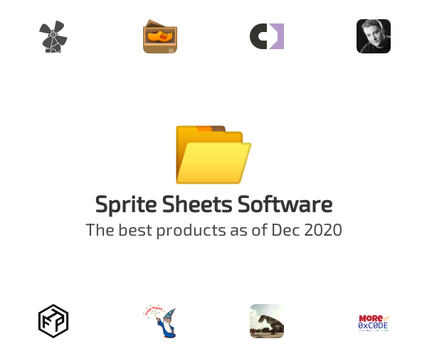 Sprite Sheets Software