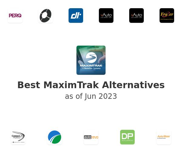 Best MaximTrak Alternatives
