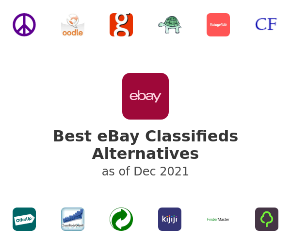 Best eBay Classifieds Alternatives