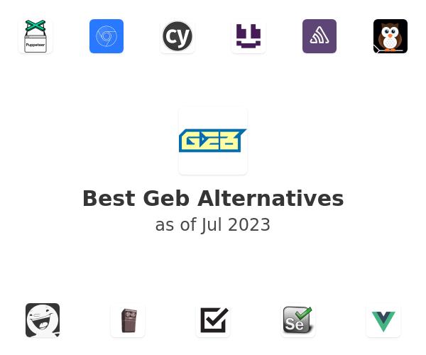 Best Geb Alternatives