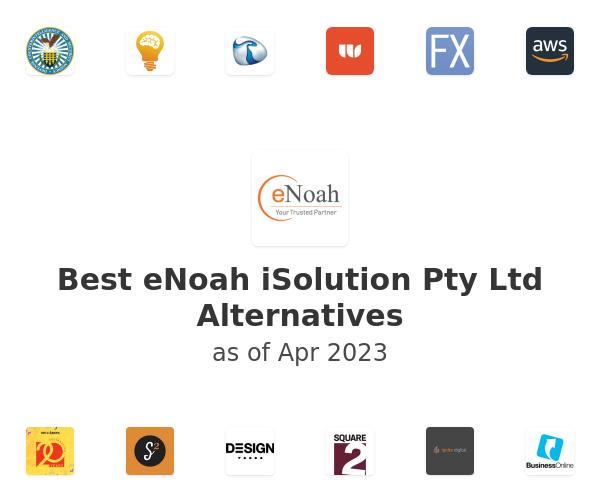 Best eNoah iSolution Pty Ltd Alternatives