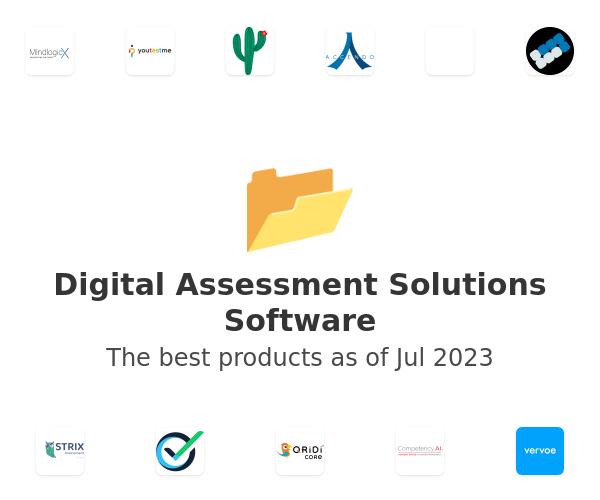 Digital Assessment Solutions Software