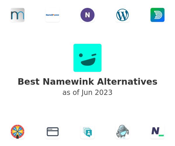 Best Namewink Alternatives