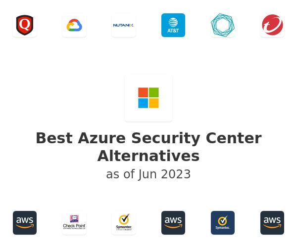 Best Azure Security Center Alternatives