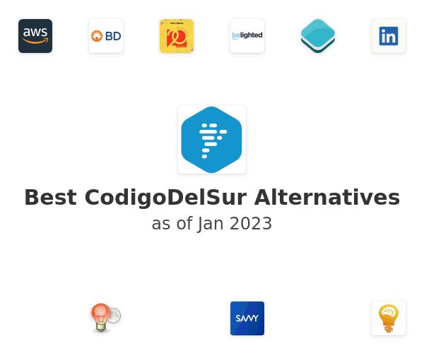Best CodigoDelSur Alternatives