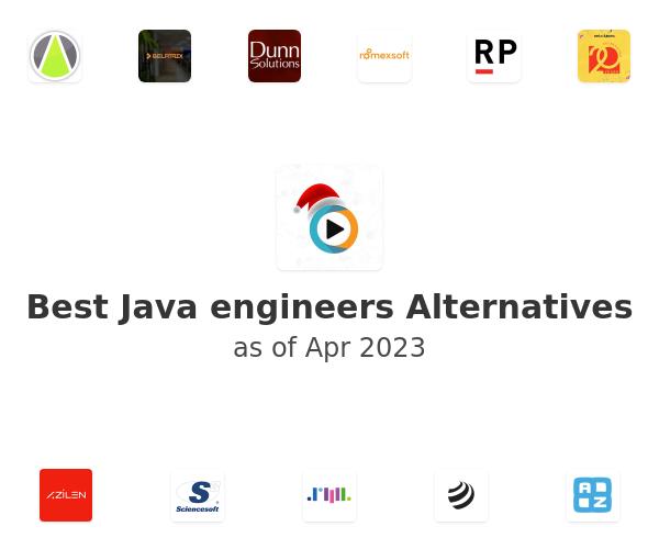 Best Java engineers Alternatives