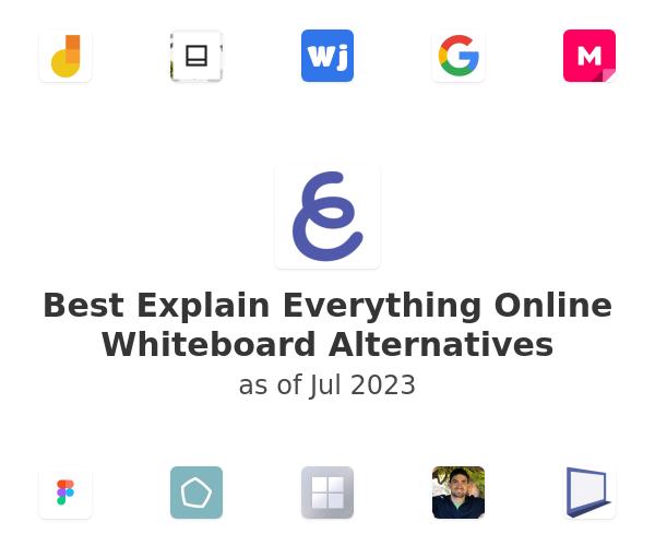 Best Explain Everything Online Whiteboard Alternatives