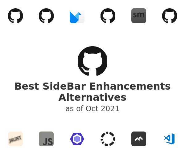 Best SideBar Enhancements Alternatives