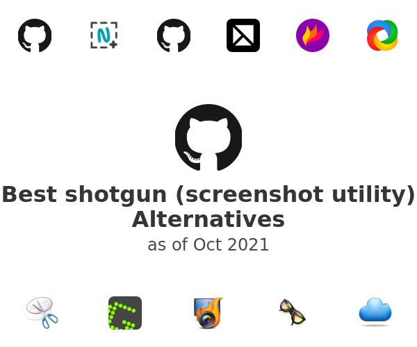 Best shotgun (screenshot utility) Alternatives