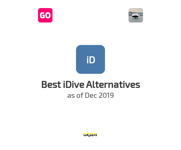 Best iDive Alternatives