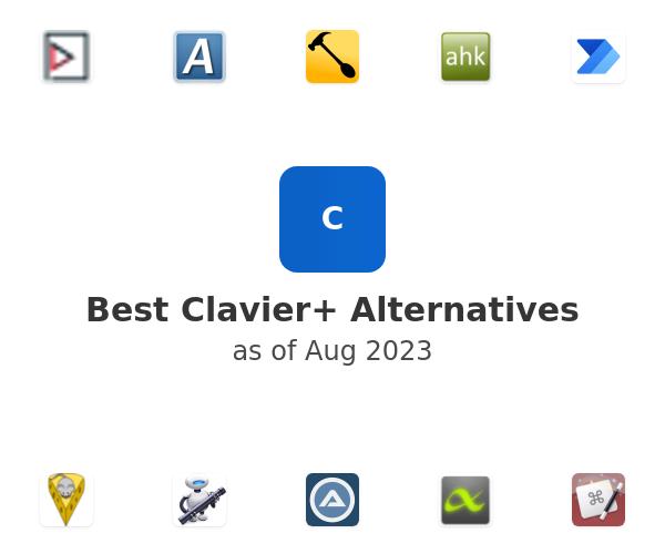 Best Clavier+ Alternatives